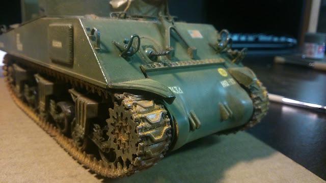 US Marines M4 Sherman (Italieri - 1/35) DSC_0093