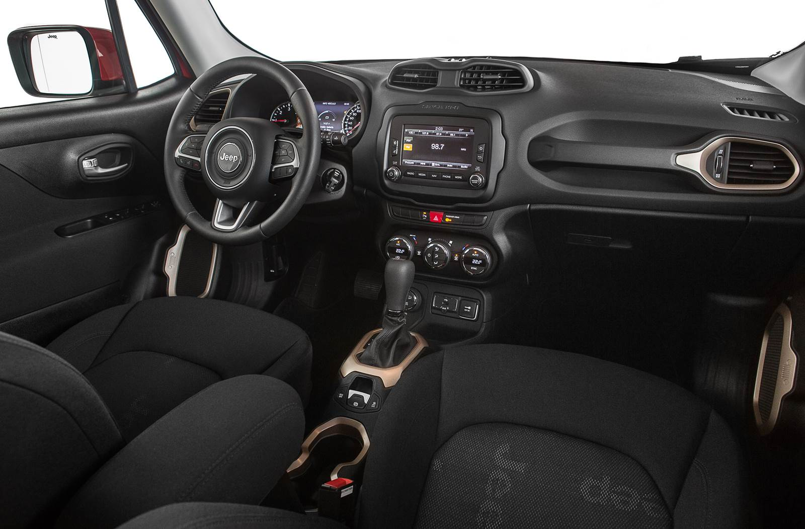 jeep renegade brasil estimativa de pre os das vers es car blog br. Black Bedroom Furniture Sets. Home Design Ideas
