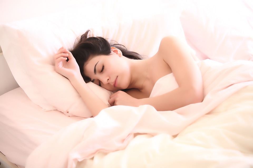 Some Reasons That You Need to Sleep More Woman Sleeping