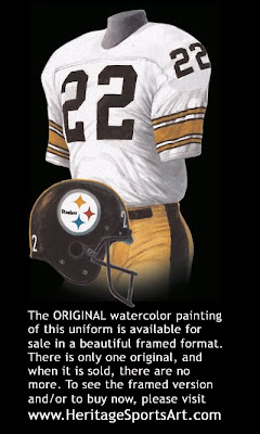 Pittsburgh Steelers 1979 uniform