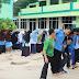 Estafet Dakwah Sekolah Forum Kerjasama Alumni Rohis Bandar Lampung diberikan kepada Pemimpin Muda
