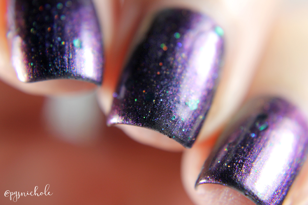 Bedlam Beauty: CrowsToes Nail Color | Winter 2016