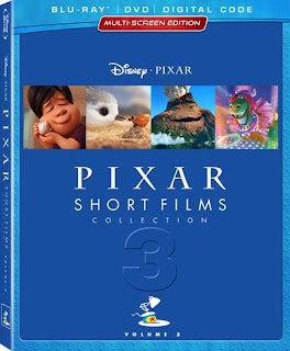 Disney Pixar Short Films Collection 3