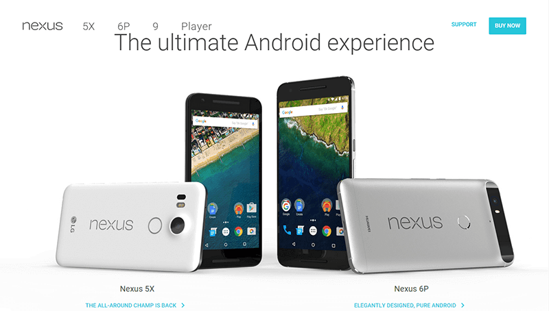 Google Nexus 6P And Nexus 5X Officially Announced! The Next Breed Of Nexus!