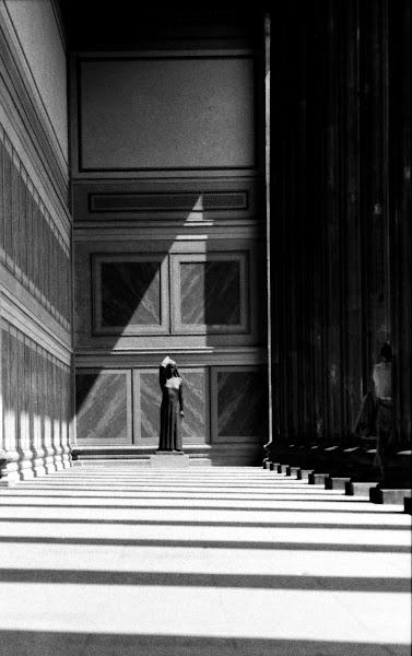 Berlin, Altes Museum, © L. Gigout, 1990