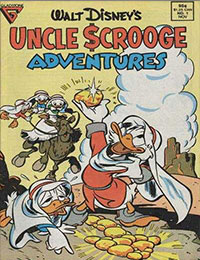 Walt Disney's Uncle Scrooge Adventures