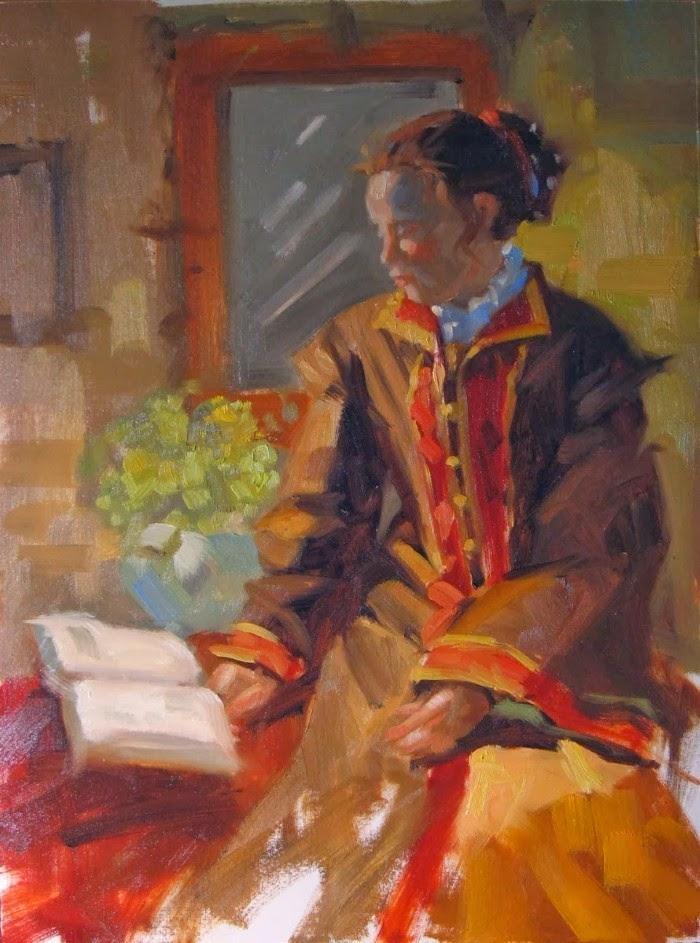 Американская художница. Claudia Hammer