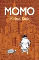 """Portada del libro """"Momo"""", de Michael Ende"""