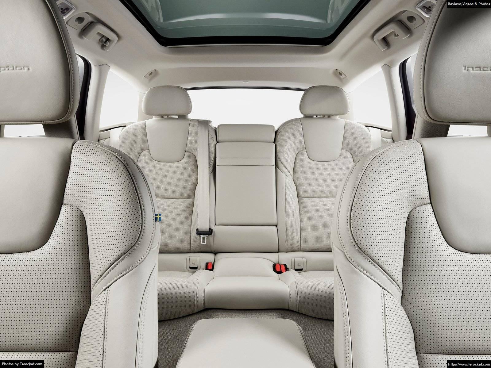 Hình ảnh xe ô tô Volvo V90 Estate 2017 & nội ngoại thất