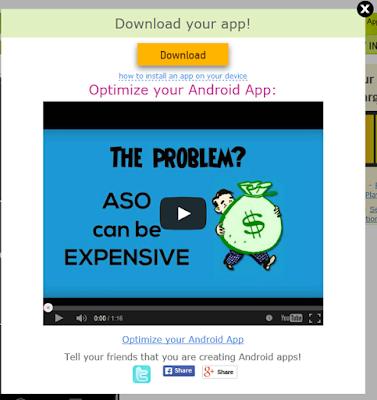 Cara Membuat Blog Menjadi Aplikasi Android 10