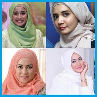 4 Artis Pencipta Hijab Modern