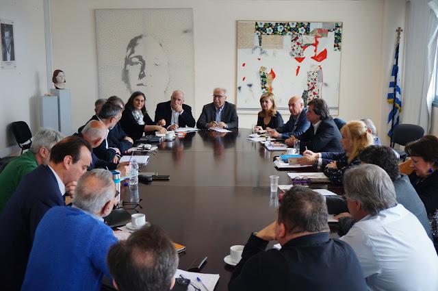 Πρώτη συνάντηση του Υπουργού Κ. Γαβρόγλου με τους 13 νέους Περιφερειακούς Διευθυντές Εκπαίδευσης
