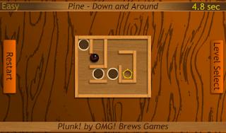 Plunk! v1.1.0 for BlackBerry Playbook