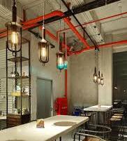 tips mudah membuat interior bergaya industrial
