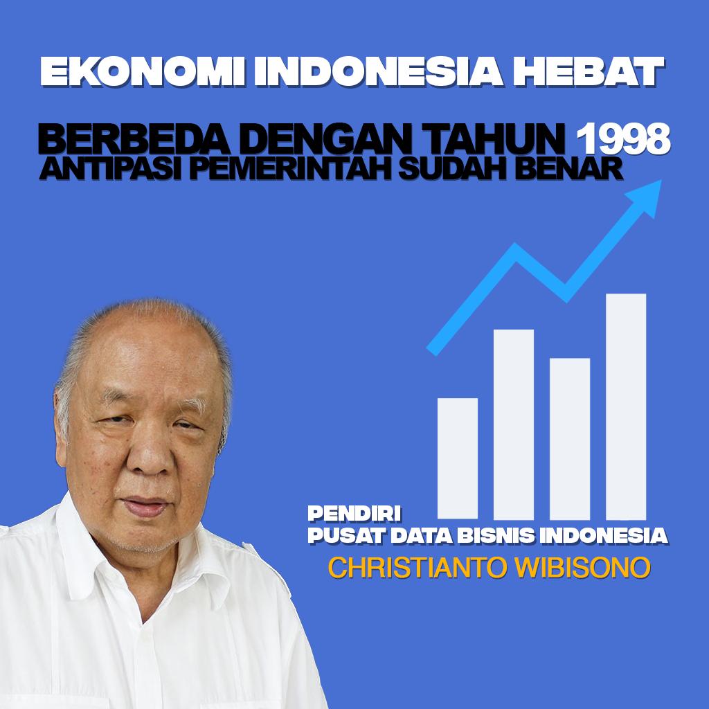 Berbeda Dengan Tahun 1998 Antisipasi Pemerintah Sudah Benar