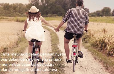 Kumpulan Puisi Cinta Romantis Saat Terindah Bersamamu