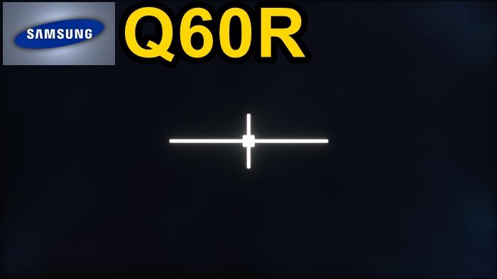 Samsung q60r uniformidad colores negros profundos