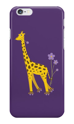 http://www.redbubble.com/people/azzza/works/11027884-purple-cartoon-funny-giraffe-roller-skating?p=iphone-case&ref=artist_shop_grid