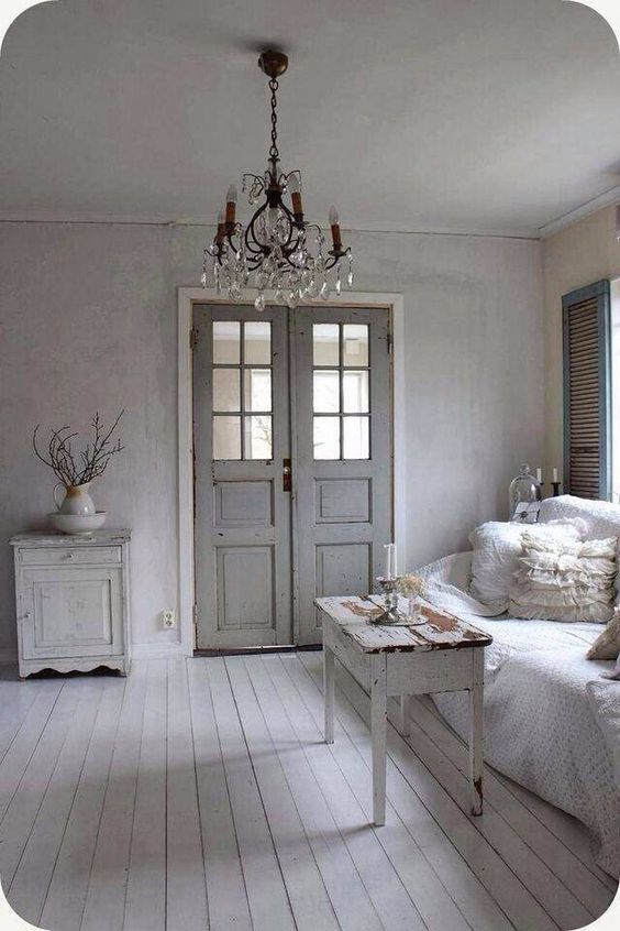 French Farmhouse Living Room Decor: 31 Beautiful French Farmhouse Style Moments