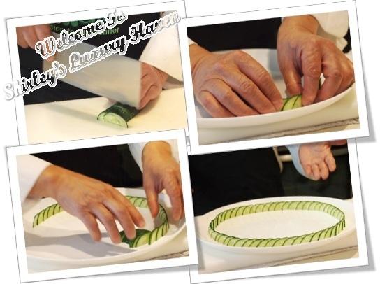 afc studio martin yan cutting skills cucumber