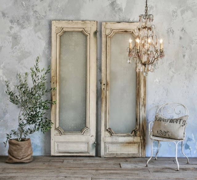 Marzua decorar con puertas antiguas - Manillas puertas antiguas ...