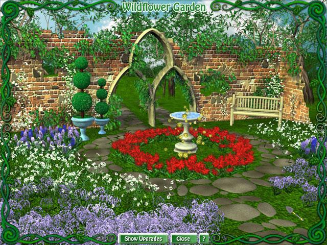 Enchanted Garden: Kindergarten Worksheet Guide : Pictures Clip Art Line
