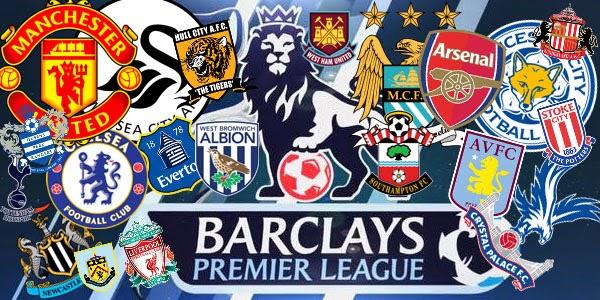 Jadwal Lengkap Liga Inggris (EPL) 20 - 21 Agustus 2016