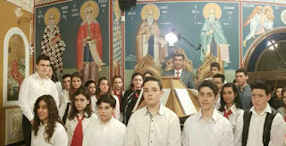 Το Μουσικό Σχολείο Κατερίνης ψάλλει σήμερα την ακολουθία των B΄ Χαιρετισμών στον Ιερό Ναό Κοιμήσεως Θεοτόκου στο Αιγίνιο