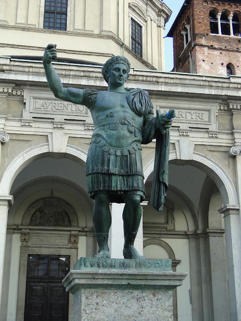Estátua de Constantino I