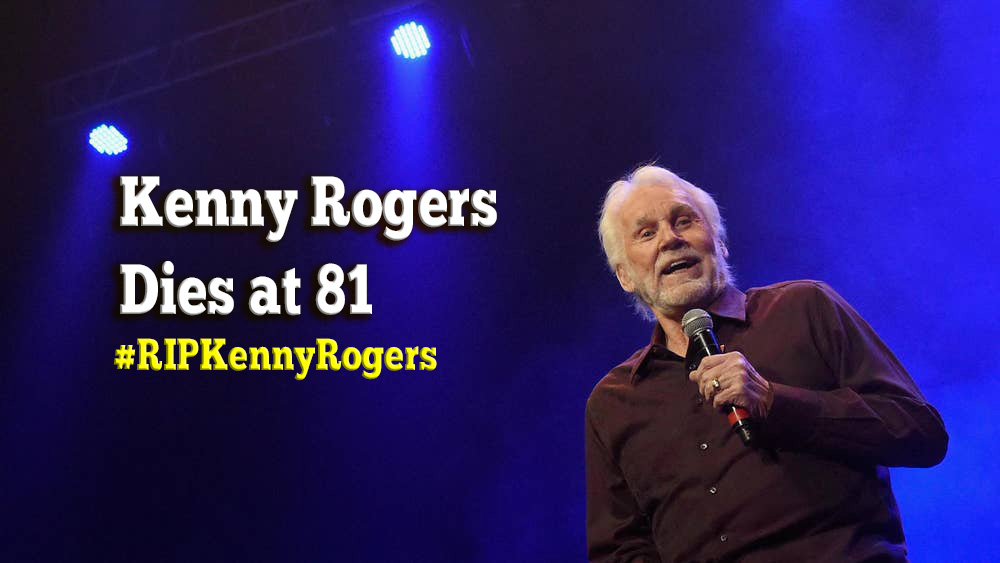 Kenny Rogers Bio, Wiki, Age, Cause Of Death