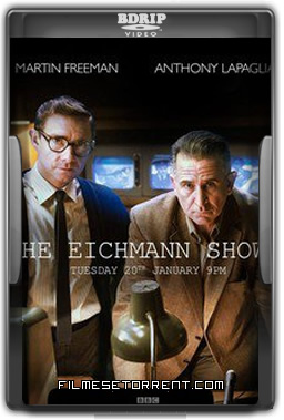 The Eichmann Show Torrent BDRip Dual Áudio 2016