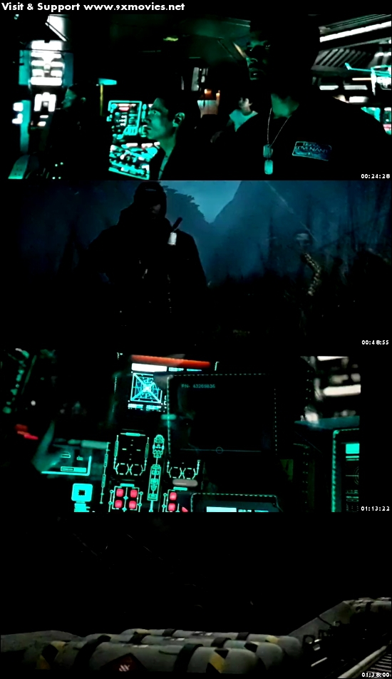 Alien Covenant 2017 Dual Audio Hindi 480p HDCAM 350mb