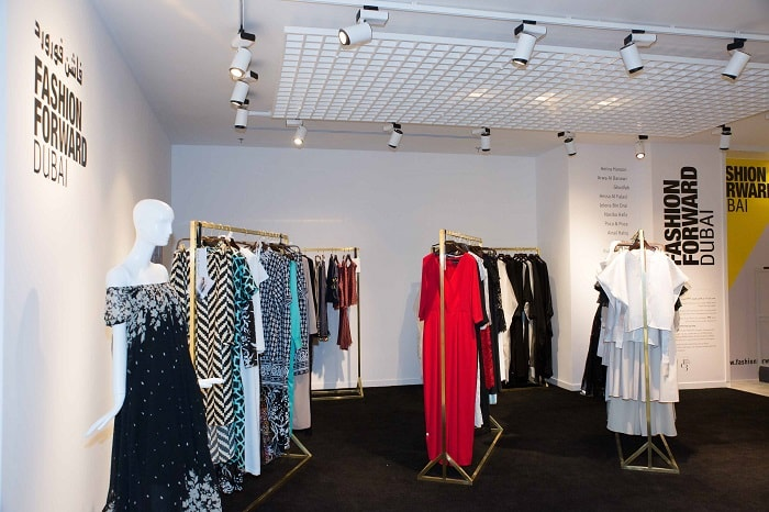 Fashion Forward Dubai Pop Up Store