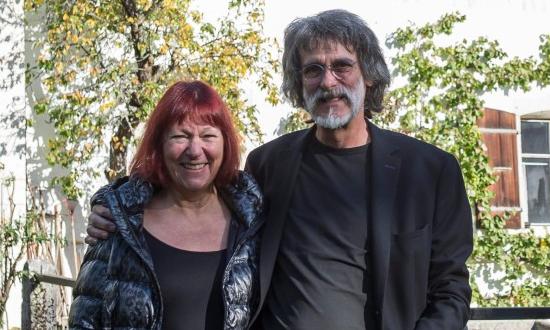 Marlyse Schmid and Bernard Müller