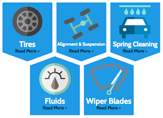 How to Care for Your Car This Spring from North Brothers Ford