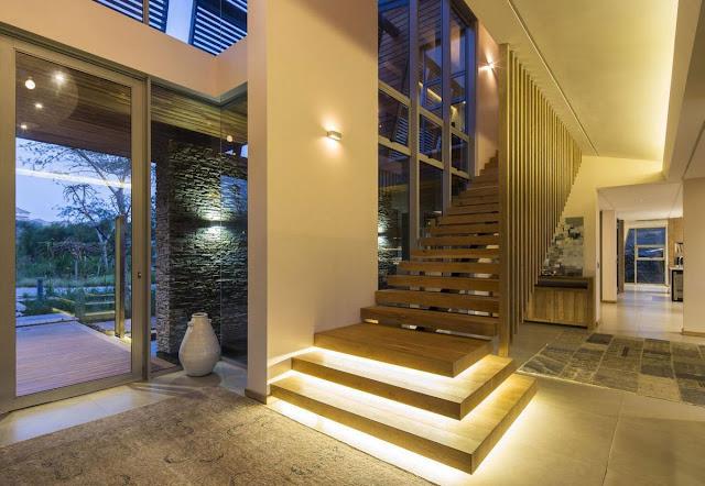 thiết kế cầu thang đẹp - mẫu số 2