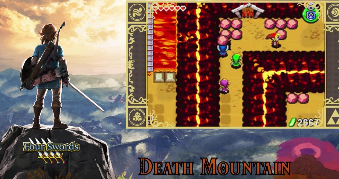 No te pierdas la evolución de Zelda a lo largo de los años