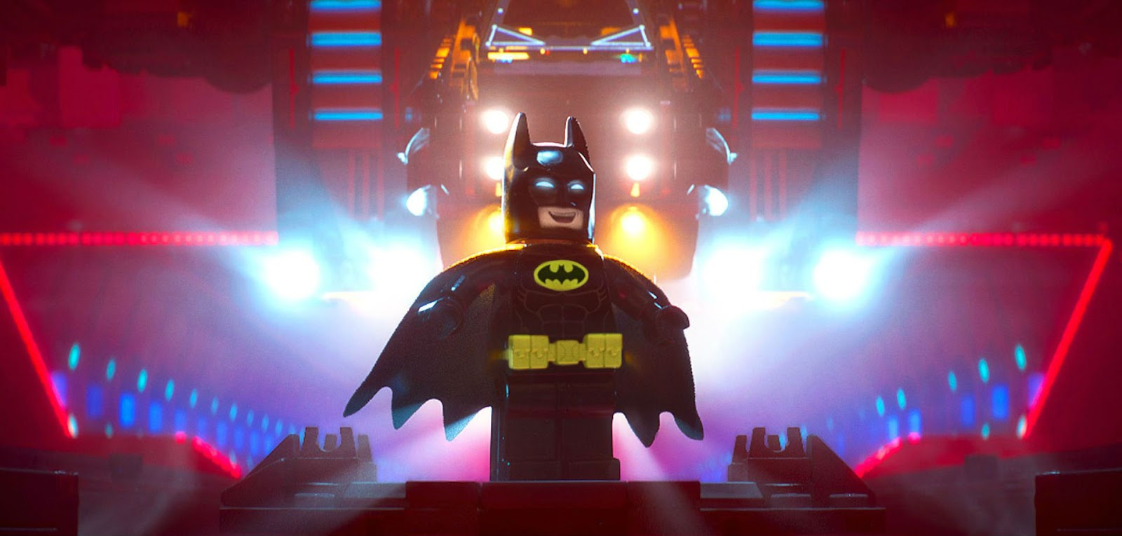 MOVIES: The LEGO Batman Movie - Review