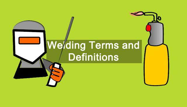 Welding Terminology image