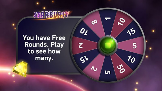 free spin widget kan gi fler spin