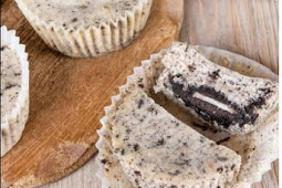 Cookies and Cream Tortoni (Weight Watchers)