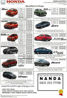 pricelist-mobil-baru-honda-oktober-2017