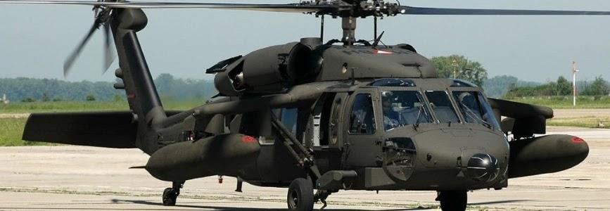 Литві гелікоптерів UH-60M Black Hawk