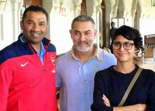Aamir Khan, Dangal, Mahavir Phogat, Biopic of Mahavir Phogat, Kiran Rao