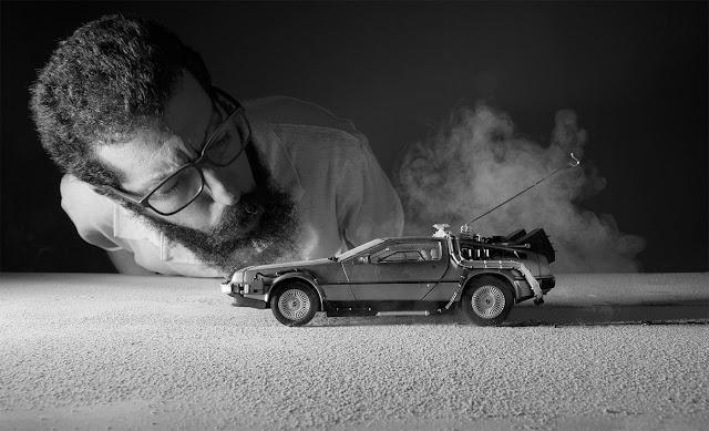 DeLorean-back-to-the-future-felix-hernandez-efectos-visuales