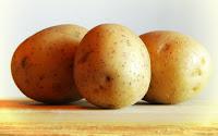 Remède # 4: Pommes de terre