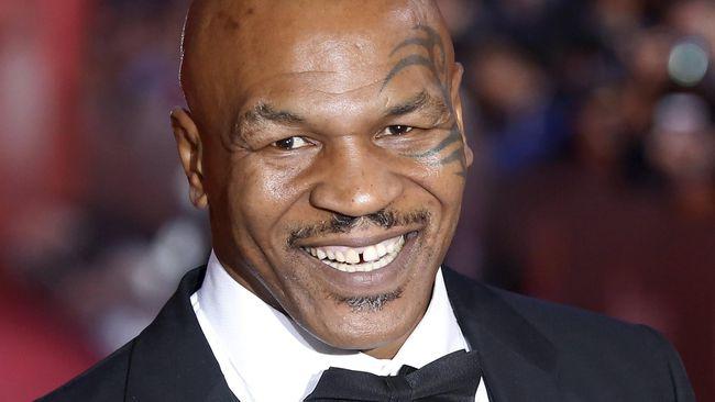 Mike Tyson Mengaku Pernah Dianiaya Secara Seksual