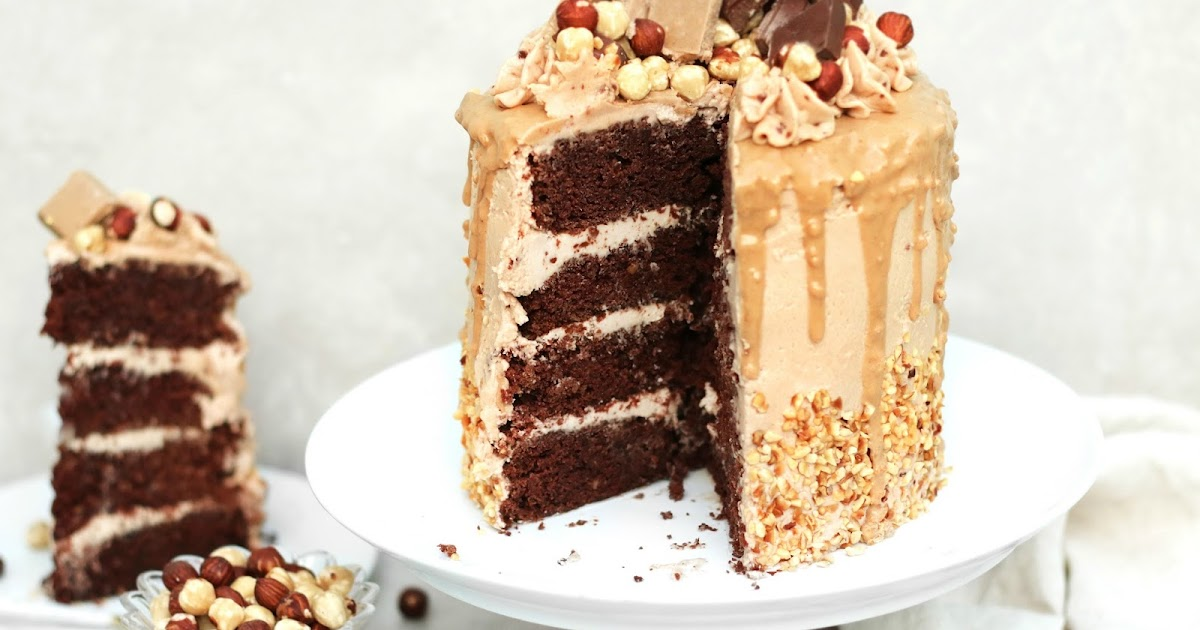 Wheat Free Chocolate Sponge Cake Recipe