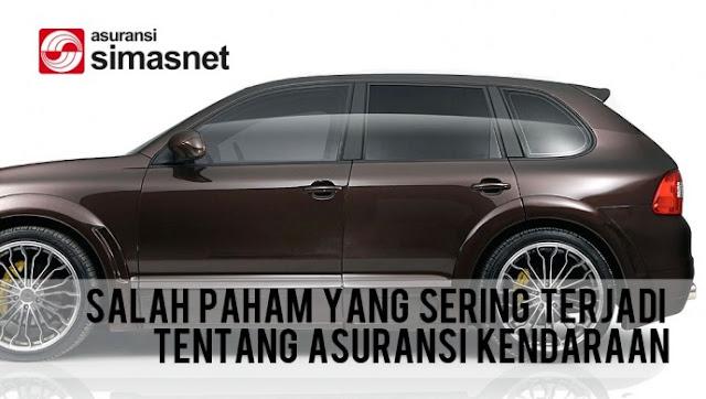 Simasnet Memberikan Asuransi Kendaraan Terbaik