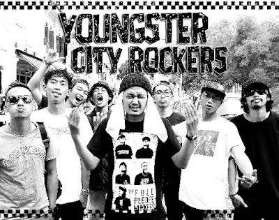 Youngster City Rockers Rilis Single Hujan